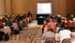Workshop at National Association of RV Parks and Campgrounds ARVC in Las Vegas Nevada